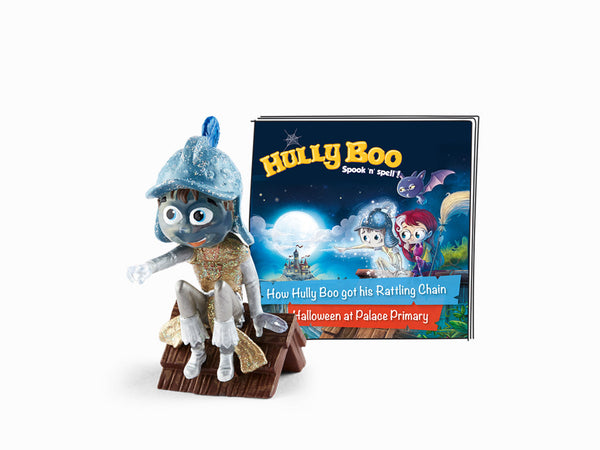 Tonies Hully Boo - rattling chain/ Halloween