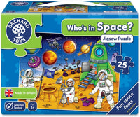 Orchard toys who is in space jigsaw