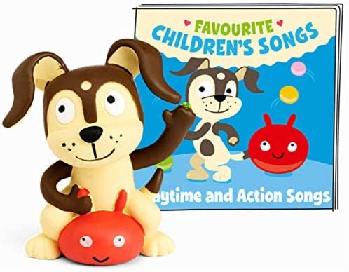 Tonies playtime and action songs