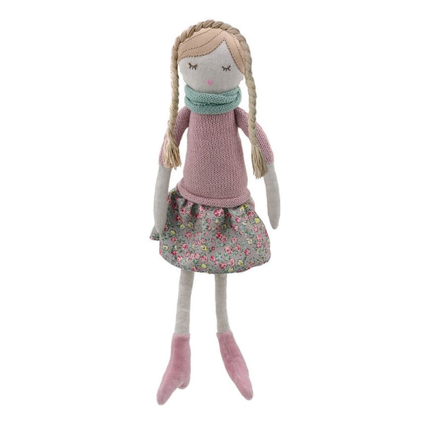 Wilberry dolls pink girl