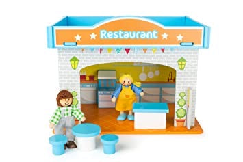 Smallfoot restaurant play set