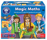 Orchard toys magic maths games