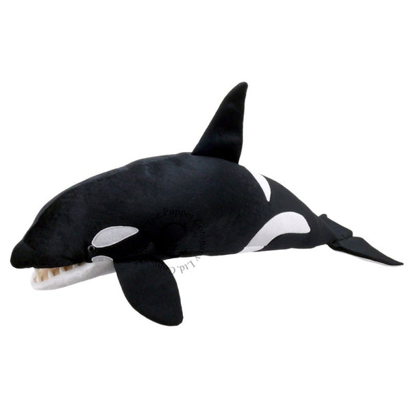 The puppet company large orca