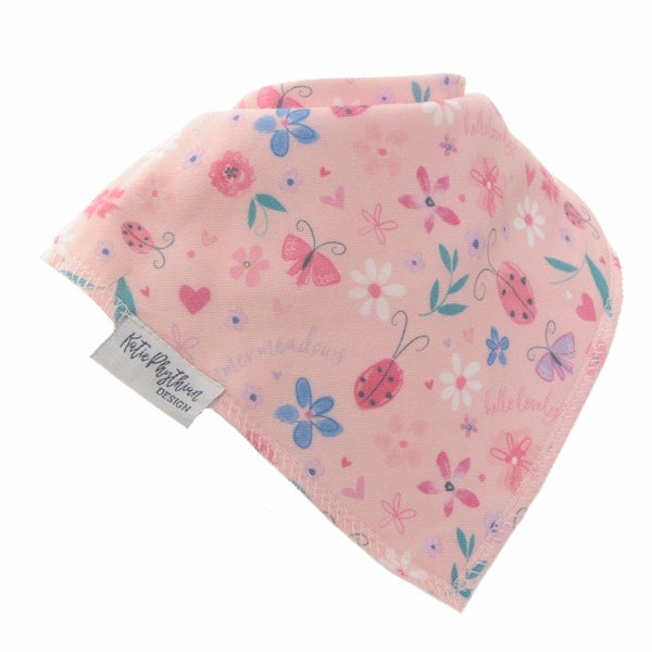 Ziggle bibs summer meadow bib
