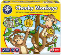 Orchard games cheeky monkeys
