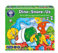 Orchard toys Dino-snore-us game