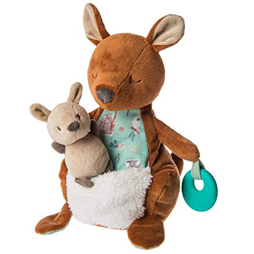 Mary Meyer down under kangaroo activity soft toy