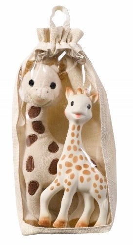 Sophie la Girafe so soft set