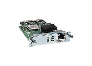 Cisco Third-Generation Multiflex Trunk Voice/WAN Interface Card - expansion
