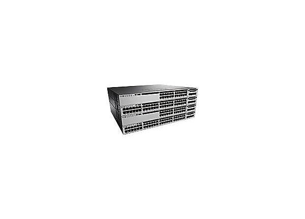 Cisco Catalyst 3850-48F-S Managed L3 Switch - 48 PoE+ Ethernet Ports (WS-C3850-48F-S)