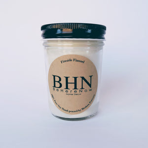 Fireside Flannel BHN Soy Candle