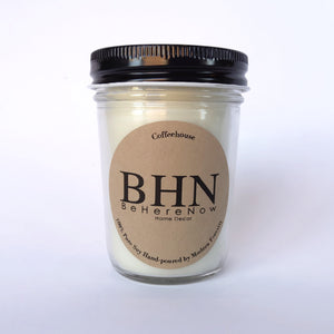 Coffeehouse BHN Soy Candle