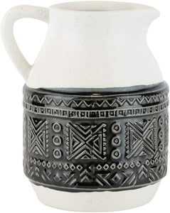 Jug with Geometric Pattern