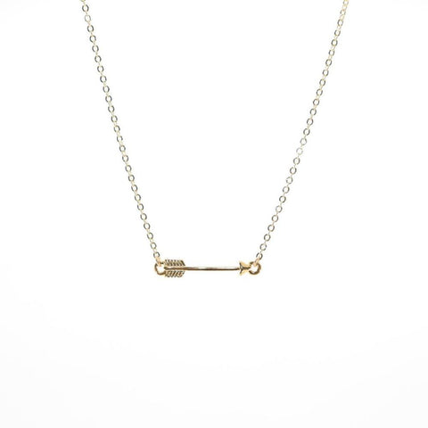 Shot to the Heart Necklace