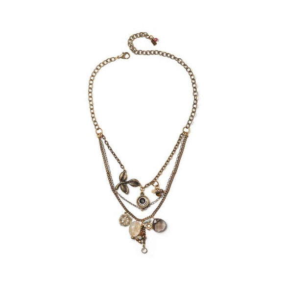 Jill Schwartz Be Free Necklace