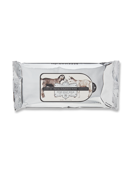 Beekman 1802 Facial Cleansing Wipes