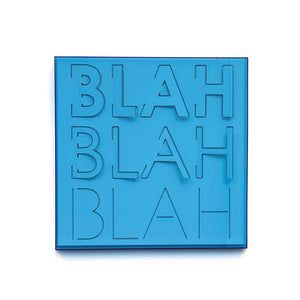 "Acrylic Wall Art | ""Blah"""