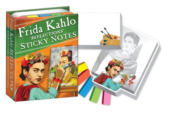 Sticky Note Set - Frida Kahlo