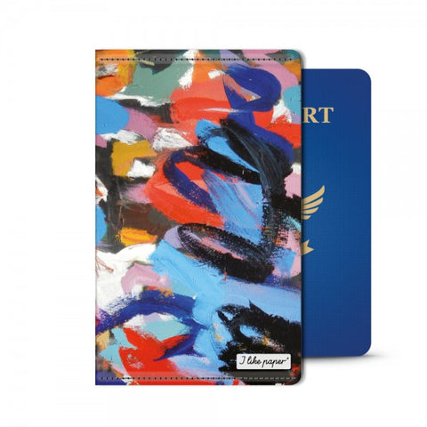 Tyvek Passport Wallet - Rome
