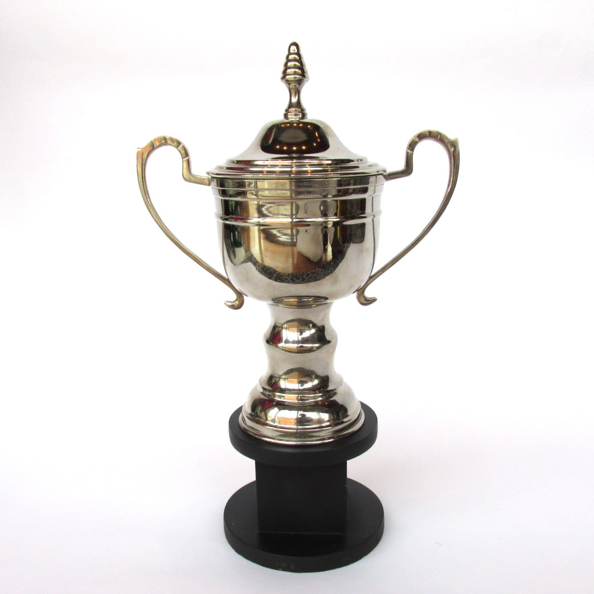 Silver Lidded Trophy