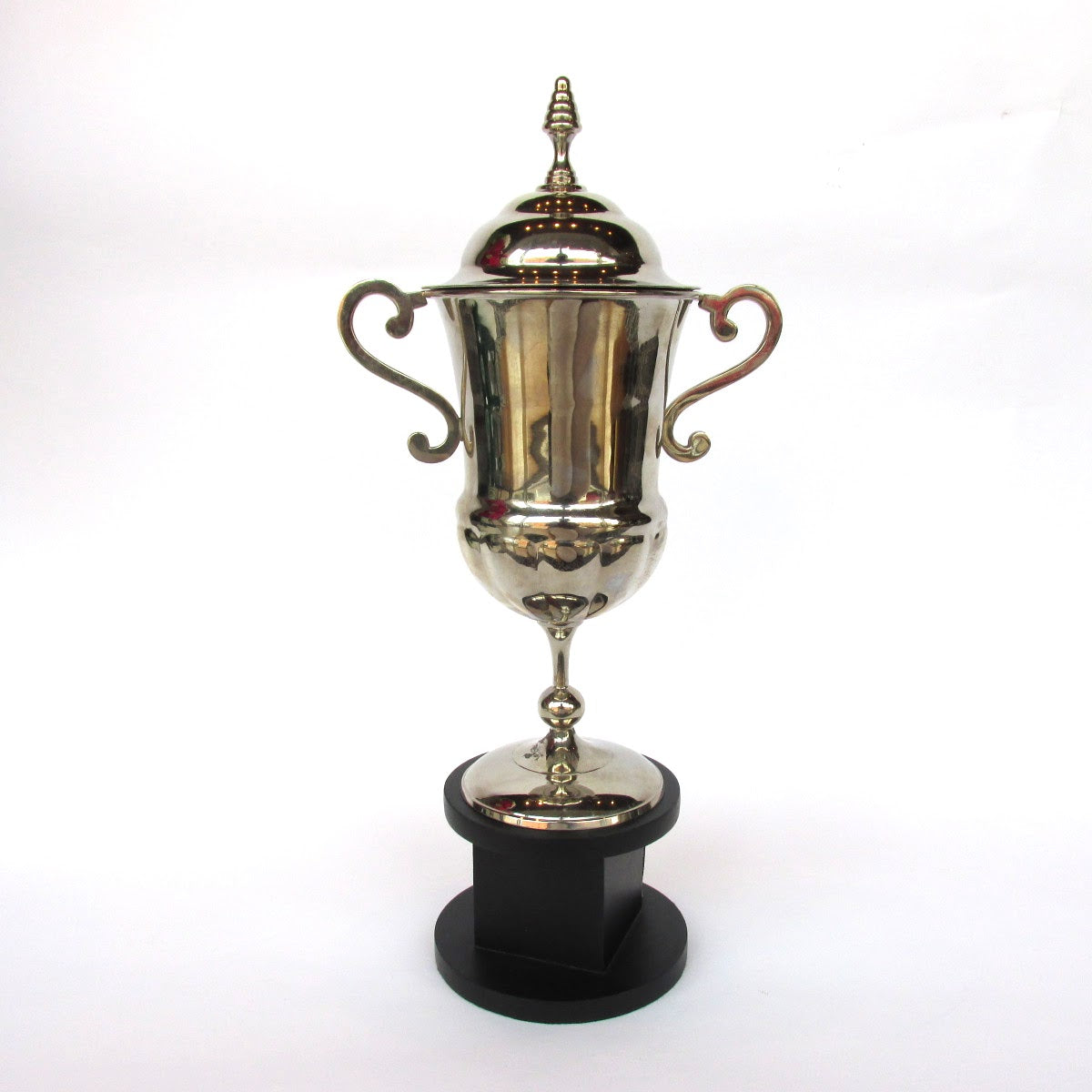 Large Silver Trophy