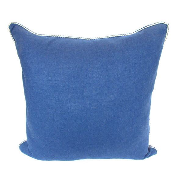Metro Navy Pillow