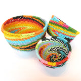 Woven Multi-Color Bowl