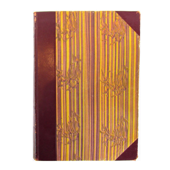 Antique Maroon Book