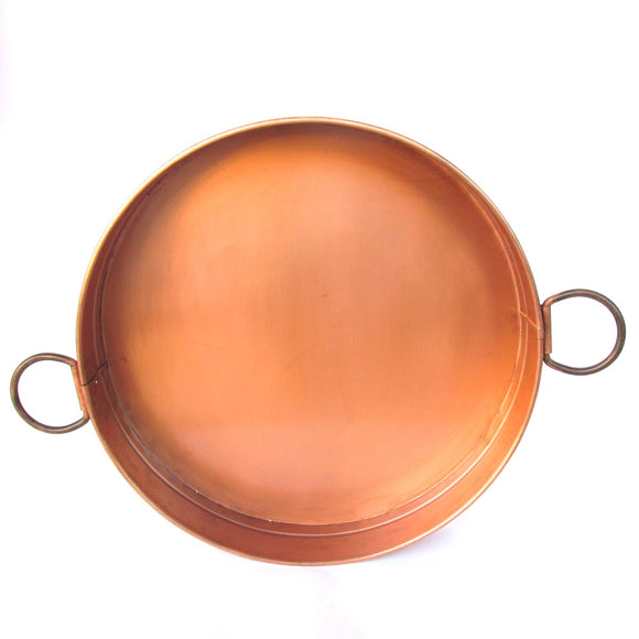 Copper Bar Tray