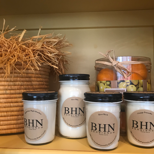 River Birch BHN Soy Candle