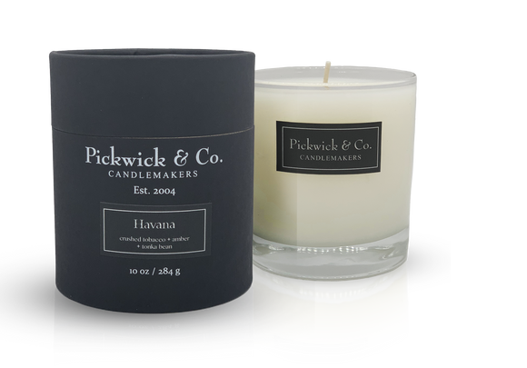 Pickwick & Co. Havana Candle