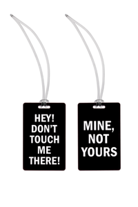 Snark City Luggage Tag