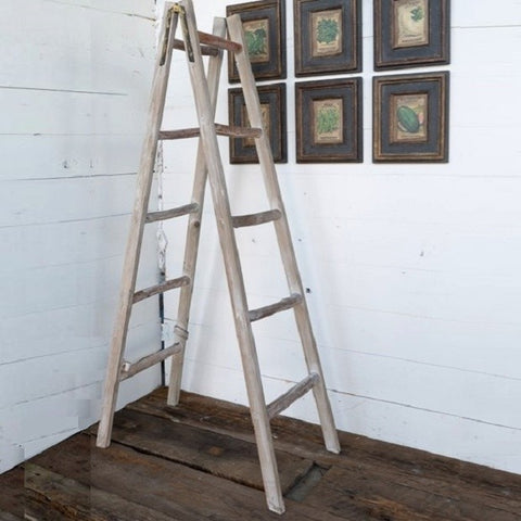 A-Frame Decorative Ladder