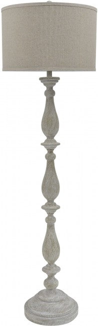 Pedestal Floor Lamp