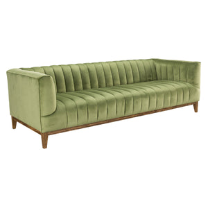 The Betty Green Verdant Sofa