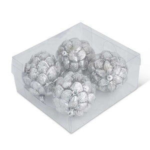 Boxed Pinecone Ornament