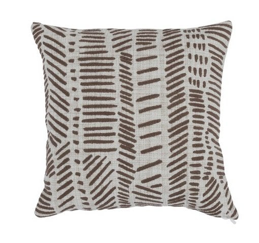 Brea Sepia Pillow