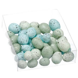 Box Set of 36 Robins Eggs