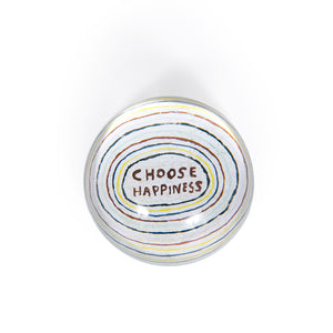Choose Happiness Paperweight