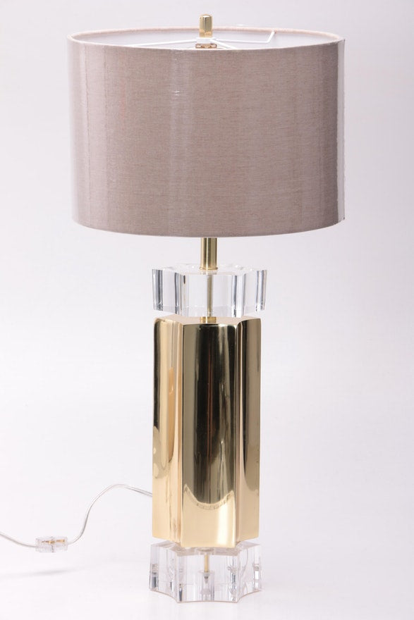 Facets Table Lamp