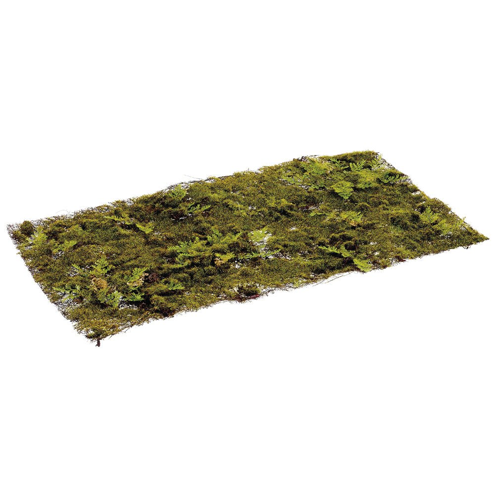 Moss and Fern Sheet