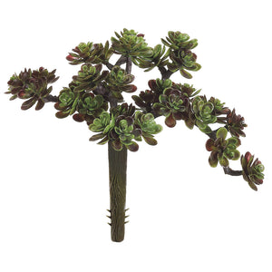 Sedum Faux Succlent Single