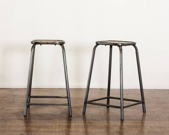 Maalai Iron Stool
