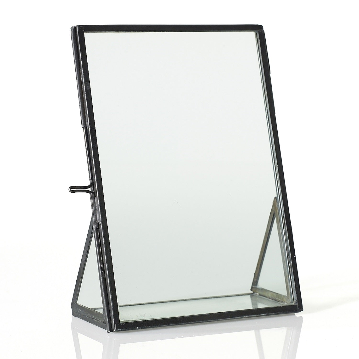Easel Picture Frame - See thru back and front
