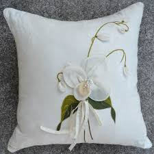 Orchidia Pillow