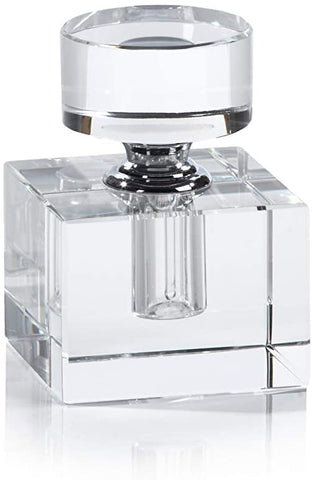 Modern Crystal Perfume Bottle