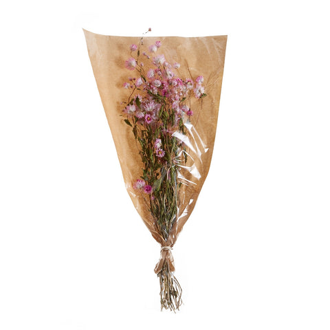 Dried Rodanthe Bouquet
