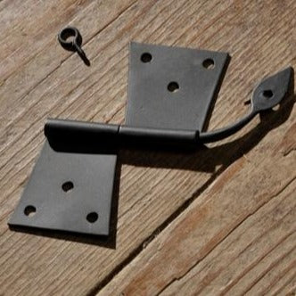 Rat Tail Hinge Pair