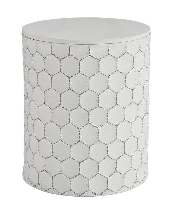 Honeycomb Side Table/Stool