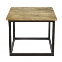 Salvage Side Table